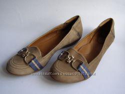 Кожаные туфли балетки Sofft Womens, р. 39  25см.