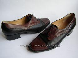 Кожаные туфли Gritti, р. 40  25 см.