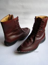 Кожаные ботинки Tods, р. 39. 5 - 26 см.