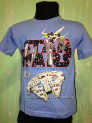 футболка на мальчика. Звездные войны.