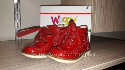 Демисезонные ботинки Woopy Orthopedic