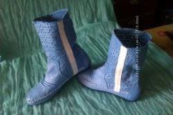 сапожки обувь