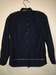 Рубашка нарядная 8-9 лет