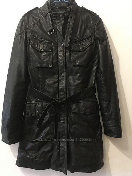 Кожаное пальто Maze p. XS