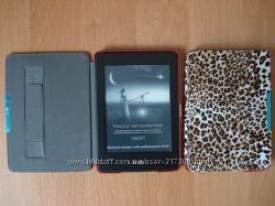 Обложки слим slim на Amazon Kindle paperwhite хищный окрас