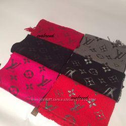 Шикарные шарфы louis vuitton в наличии