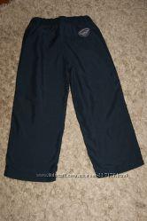 Мягкие штаны на хлопковой подкладке SELA на мал. 5-6 лет, идеал сост, бу