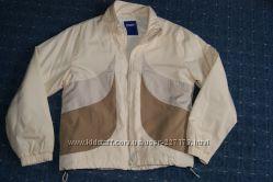 Женская тонкая курточка на синтапоне в беж. тонах Sprandi, бу, одета 3 раза