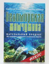 Фукусы 100г сухие Беломорская жемчужина