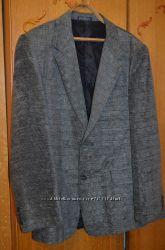 Пиджак, в подарок галстук и рубашка