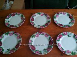 Тарелки и салатницы