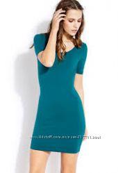 летнее платье Форевер 21 хлопок