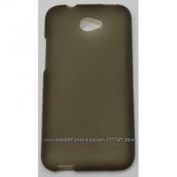 матовый TPU силиконовый чехол HTC Desire 601