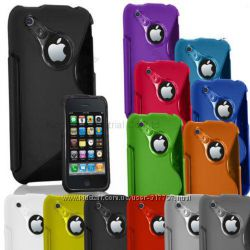 s line tpu чехол для iPhone 3G, 3Gs, iPhone 4  4S, iPhone 5 5s SE 6 6s
