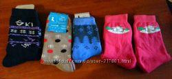 Махровые женские носочки