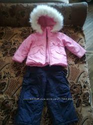 Зимний комбинезон размер 2Т