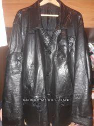 Gallotti кожаная куртка 58 размера