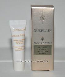 Ночной крем для коррекции морщин Guerlain Abeille Royale Night Cream мини