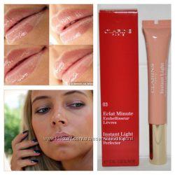 Блеск для губ Clarins Eclat Minute Instant  Light Natural Lip Perfector  03