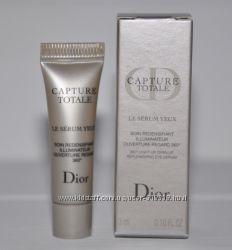 Укрепляющая сыворотка для сияющего и открытого взгляда Dior Le Serum Yeux