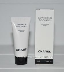 Средство для еженедельного обновления кожи Chanel Le Weekend миниатюры
