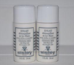 Молочко Лисле для снятия макияжа с белой лилией  Sisley Lyslait Cleansing