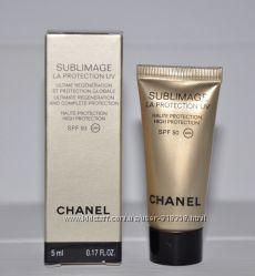 Фундаментальный регенерирующий крем для лица Chanel Sublimage La Protection