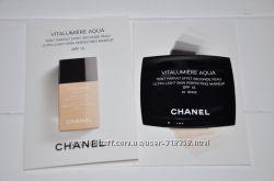 Тональный крем Естественное сияние Chanel Vitalumiere Aqua Ultra Light