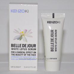 Сыворотка белого лотоса для лица Kenzoki Belle de Jour Serum de Lotus Blanc