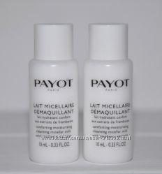 Молочко мицеллярное увлажняющее для снятия макияжа Payot миниатюры оригинал