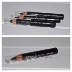 Карандаш для глаз Clarins Crayon Yeux черный мини формат оригинал