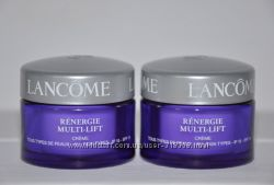 Интенсивно омолаживающий дневной крем лица Lancome Renergie Multi-Lift