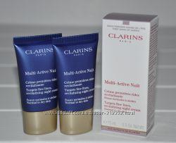 Ночной крем Clarins Multi-Active Nuit  Normal to Dry Skin 15мл оригинал