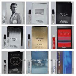 Пробники и распив парфюмерии для мужчин большой выбор только оригинал