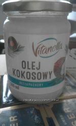 Масло кокосовое универсальное vitanella