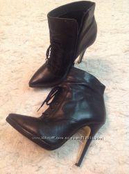 Натуральная кожа Испания 40р на 25, 5 см ногу
