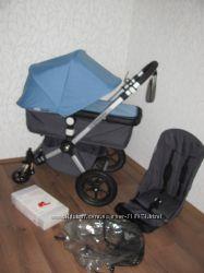 Продам коляску Bugaboo Cameleon2 с текстилем Cameleon 3 отличное состояние