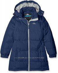 Новые демисезонные евро-зима пальто Trespass р. 7-8 лет