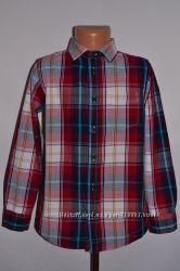Рубашка Rebel 7 - 8 лет, 122 - 128 см.
