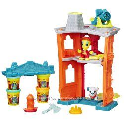Play-Doh Town Firehouse Пожарная станция