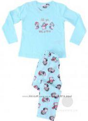 Пижамы и ночнушки для девочек из Турции