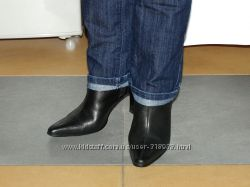 Ботинки состояние идеальное Кожа