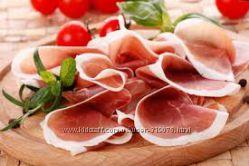 Prosciutto Crudo Прошуто Крудо  - сыровяленная ветчина