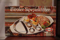 Тарілка піднос порційна Germany