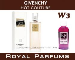 Givenchy Hot Couture Наливная парфюмерия ассортимент 50 100 мл. стойкость