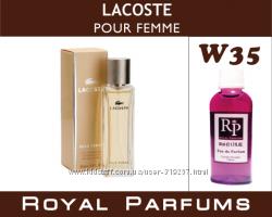 Lacoste W-35 Наливная брендовая парфюмерия на разлив 50мл 100мл