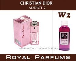 Ароматы на разлив Christian Dior Addict 2  W-2 женские мужские ароматы