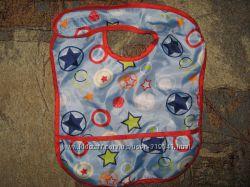 Фартушки слюнявчики для малышей