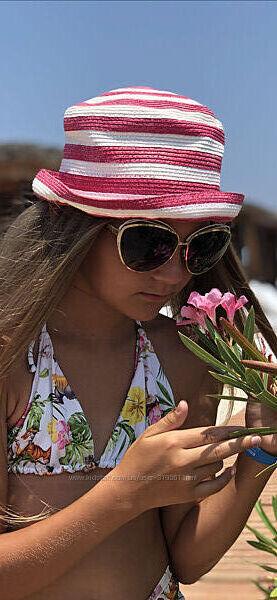 Невероятно красивая стильная и модная шляпка Monnalisa оригинал