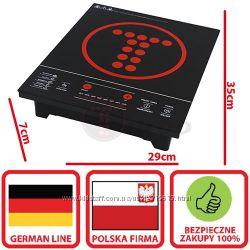 Индукционная плита TURBO TV-2350W из Европы